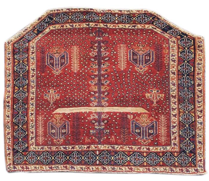 Afshar saddle cover