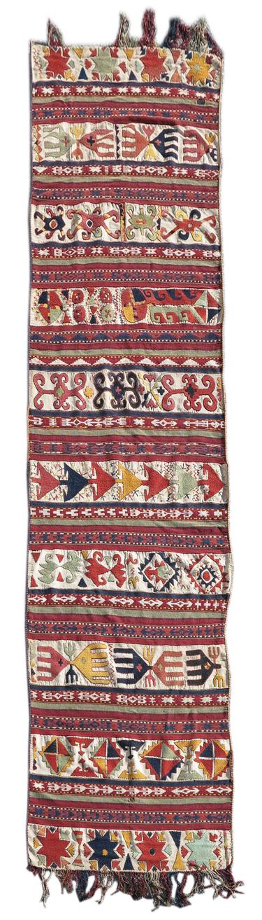 Uzbek Flatweave