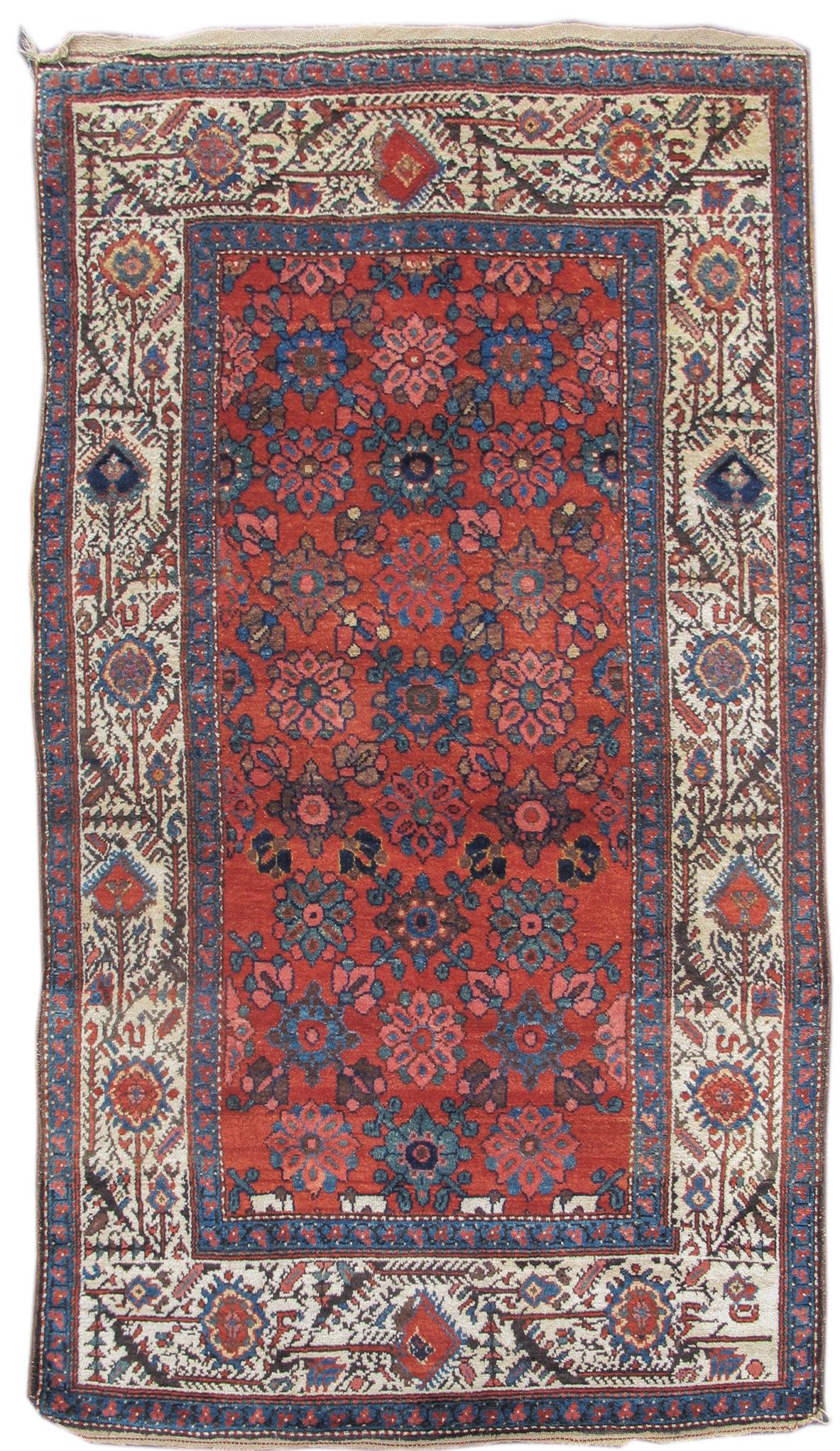 Kurdish village rug