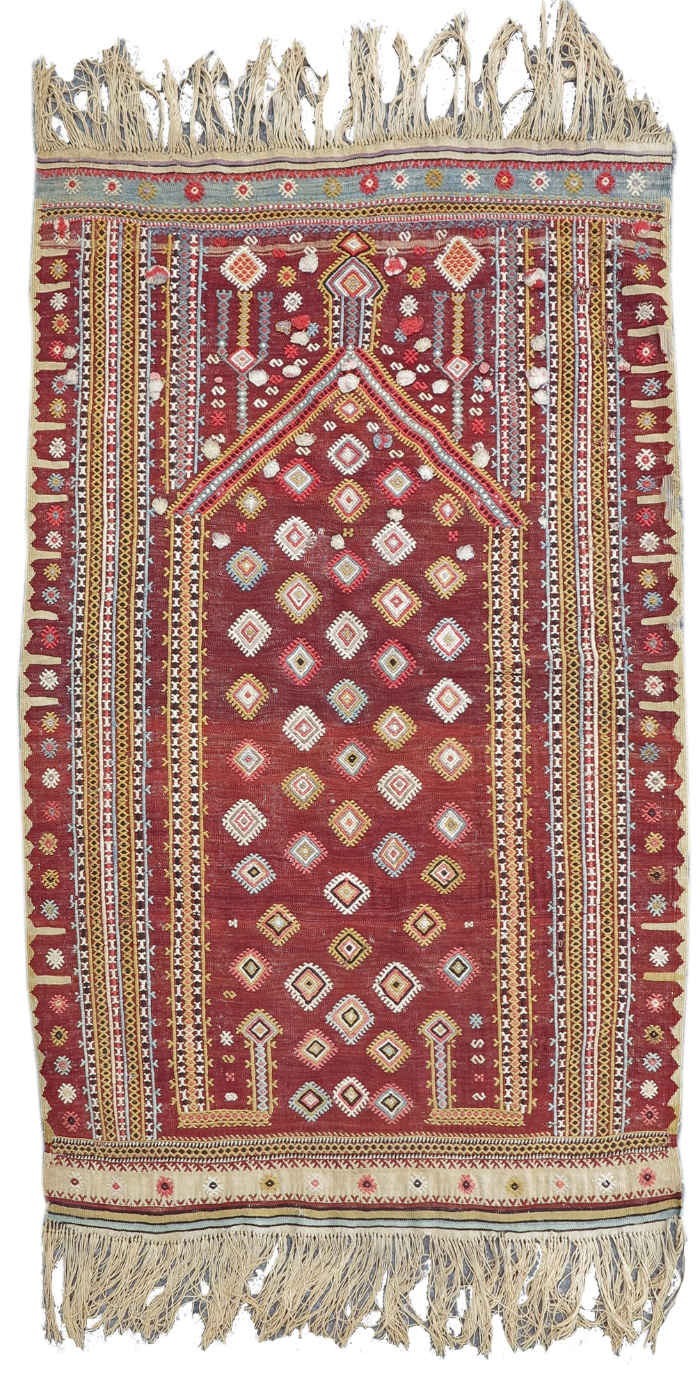 Zili Prayer rug