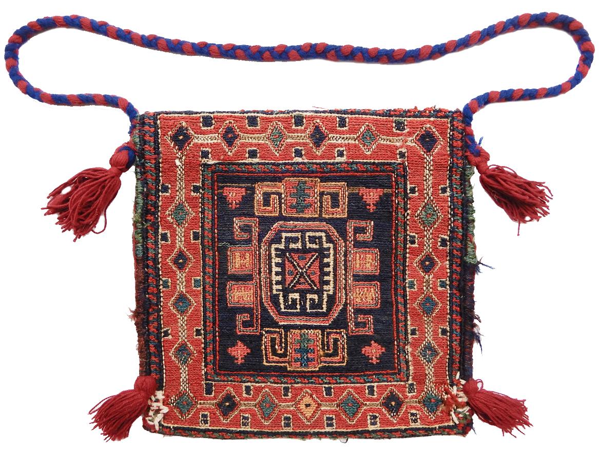 Shahsevan Sumak Bag