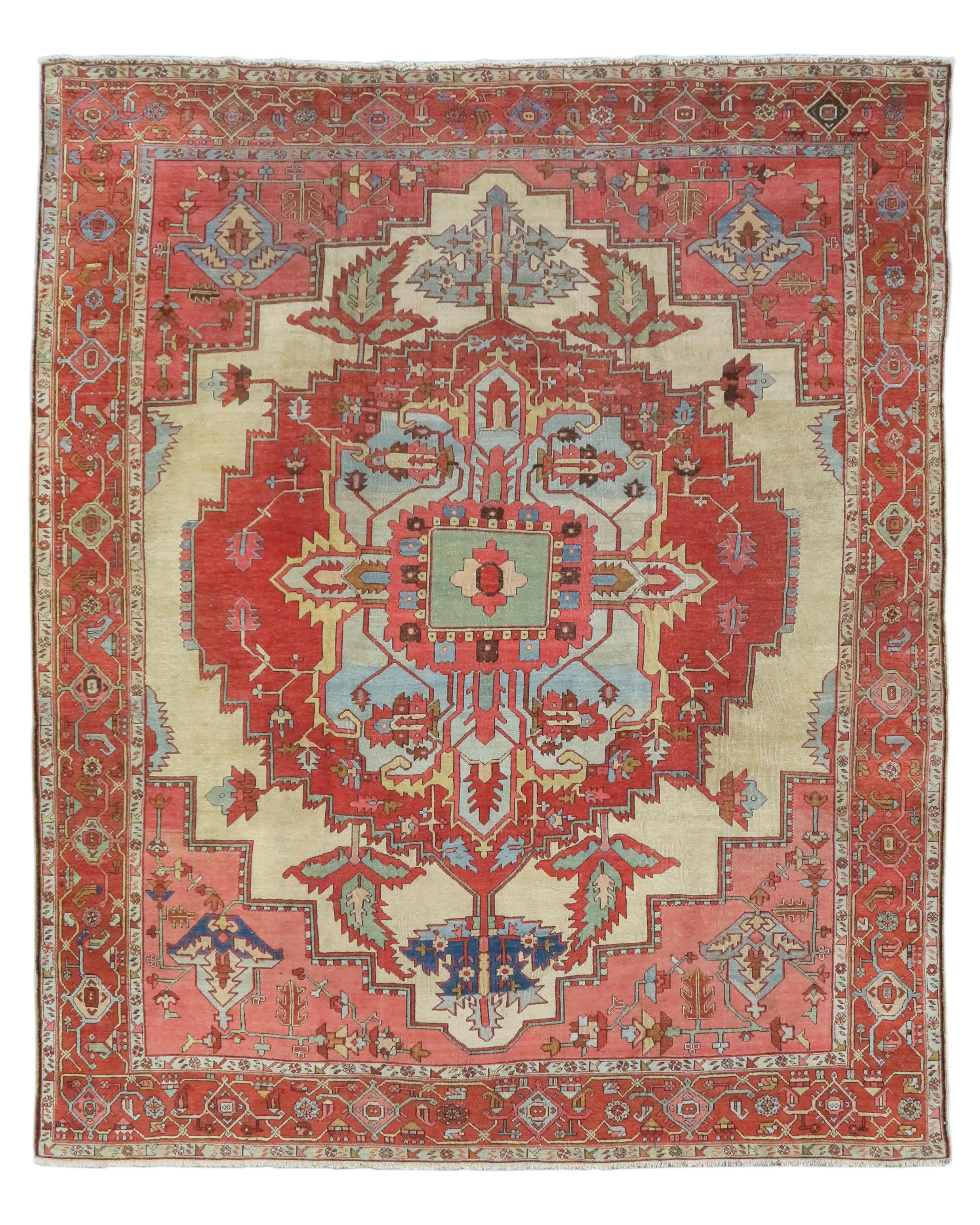 Serapi (Heriz) carpet