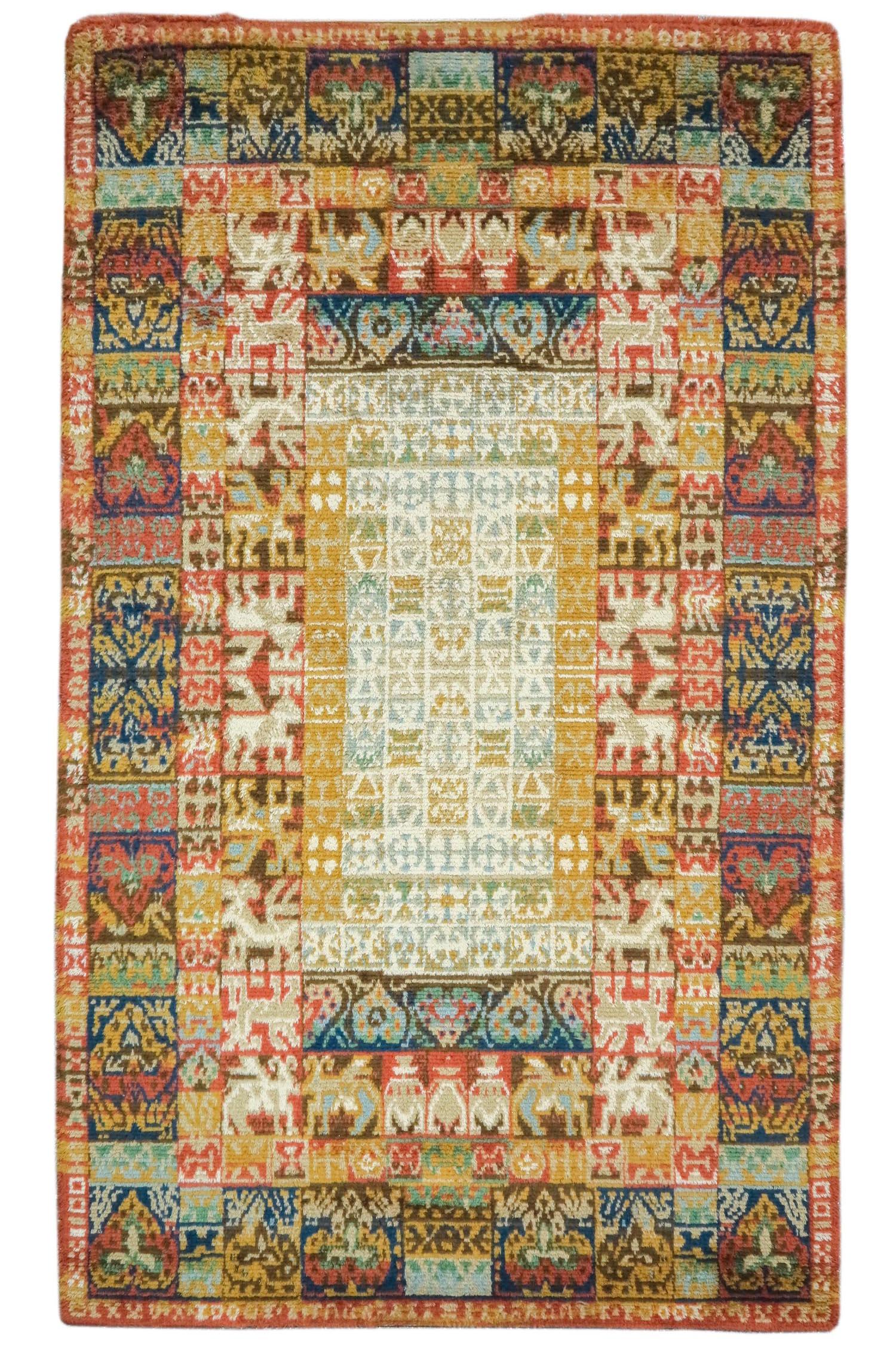 Danish modern rug