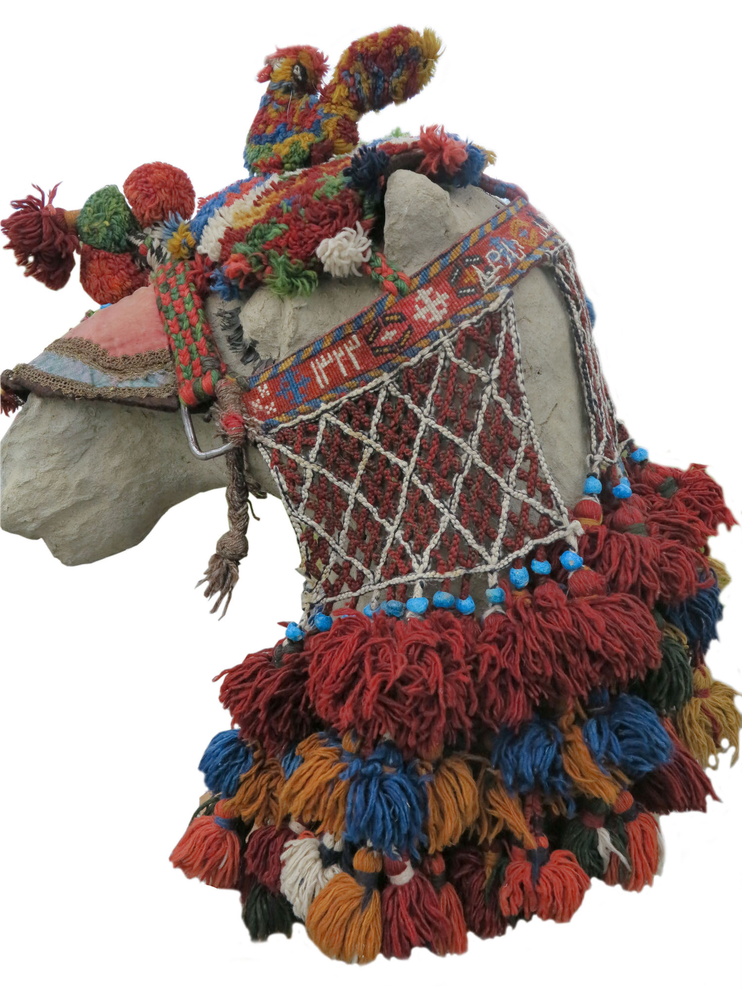 Luri Camel Headress