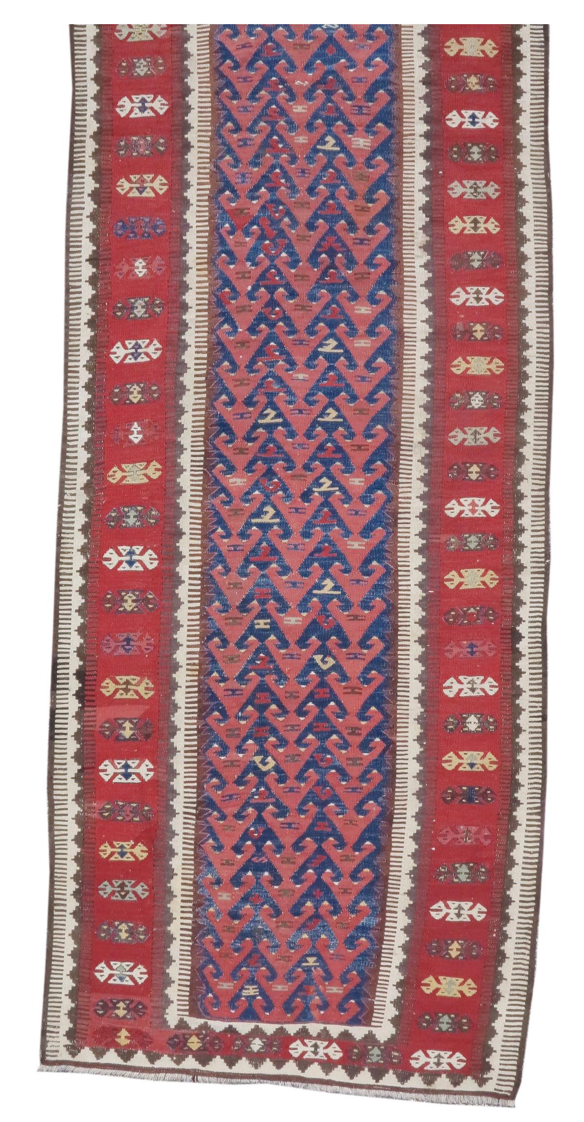 Anatolian Kilim Runner