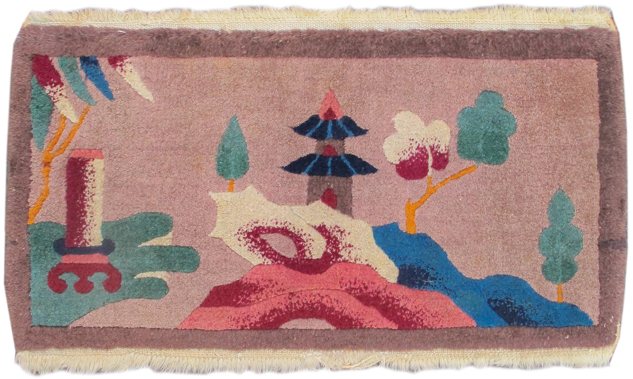 Nichols Chinese rug