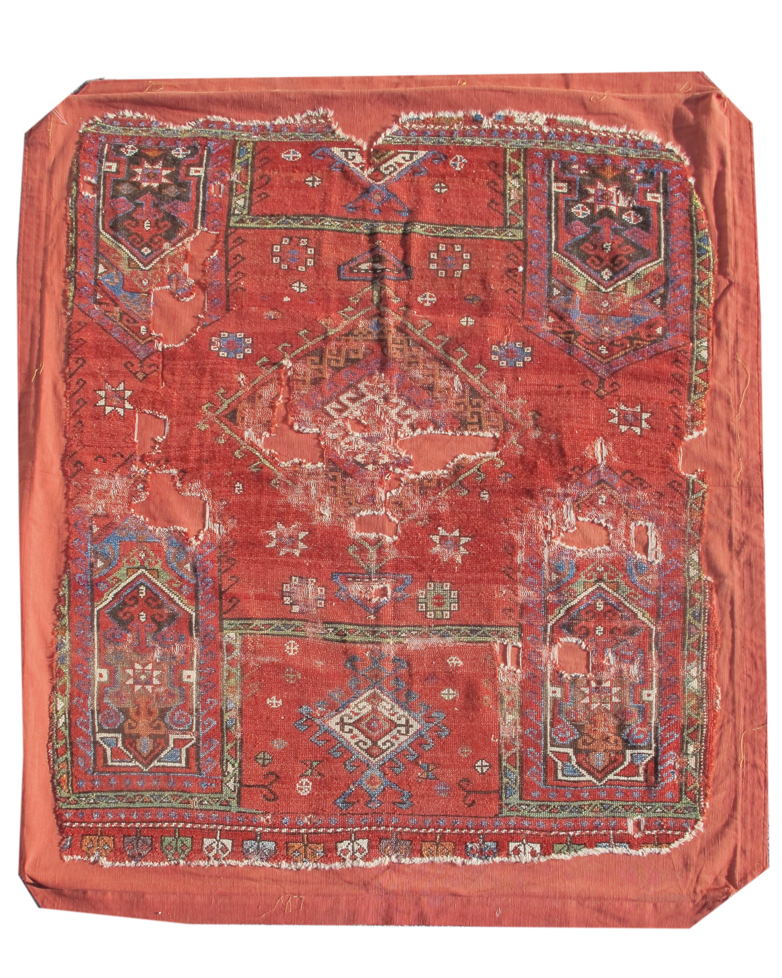 West Anatolian rug
