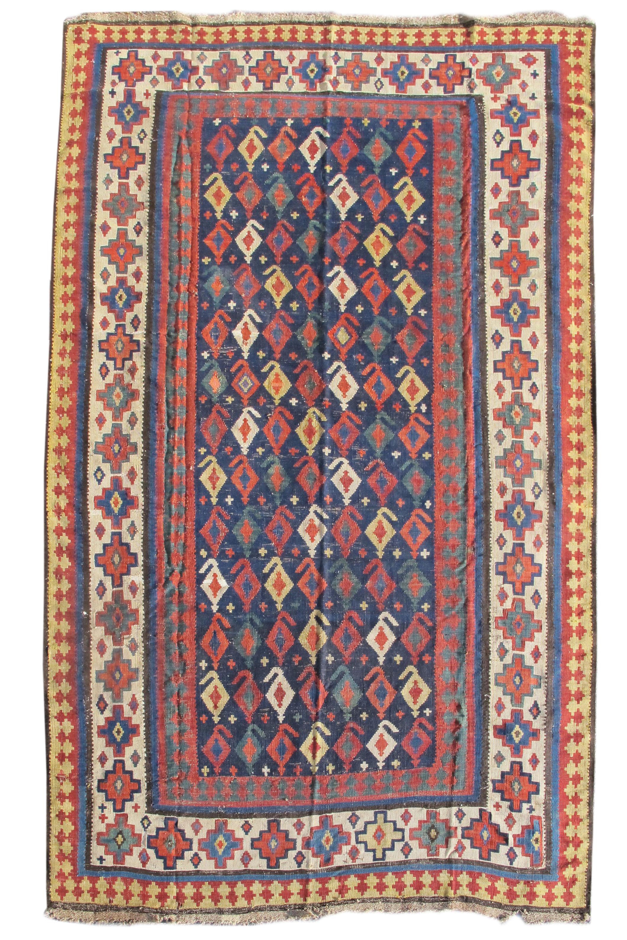 Daghestan kilim