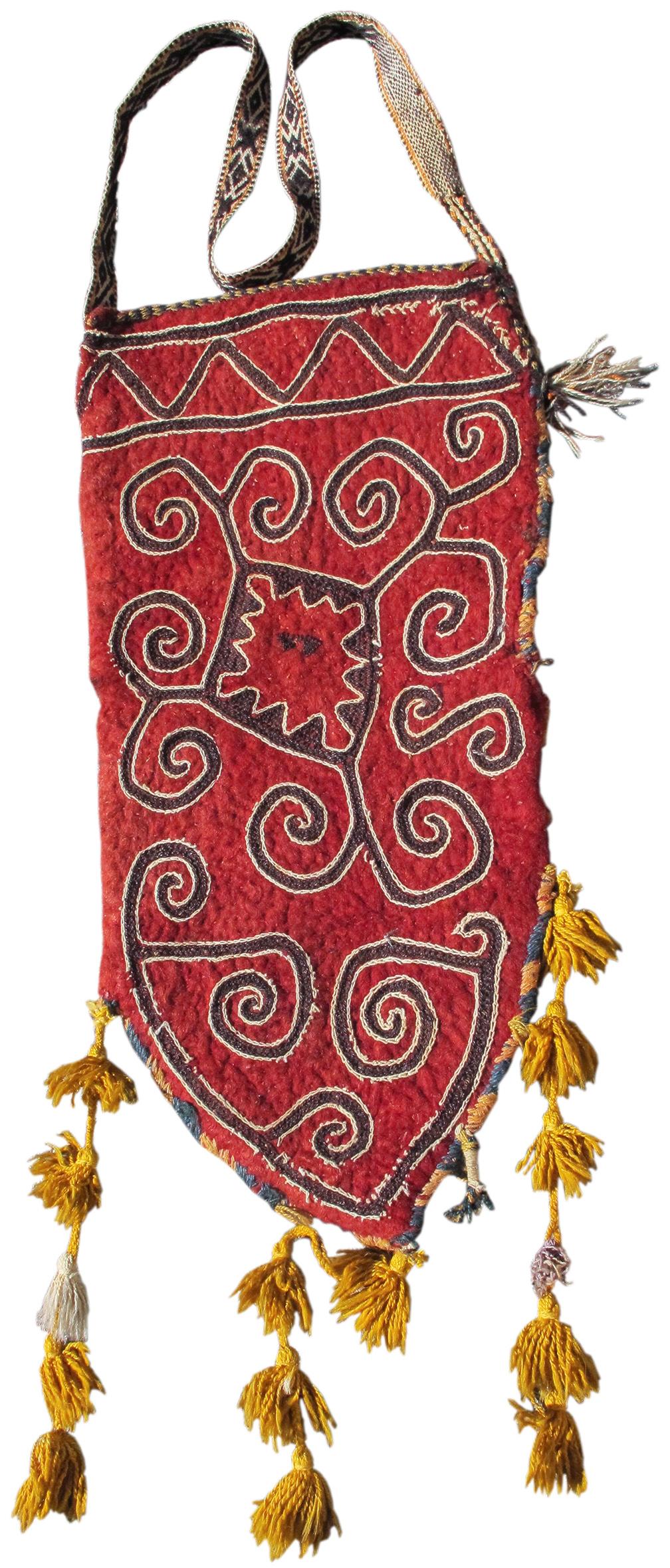 Uzbek felt okbash