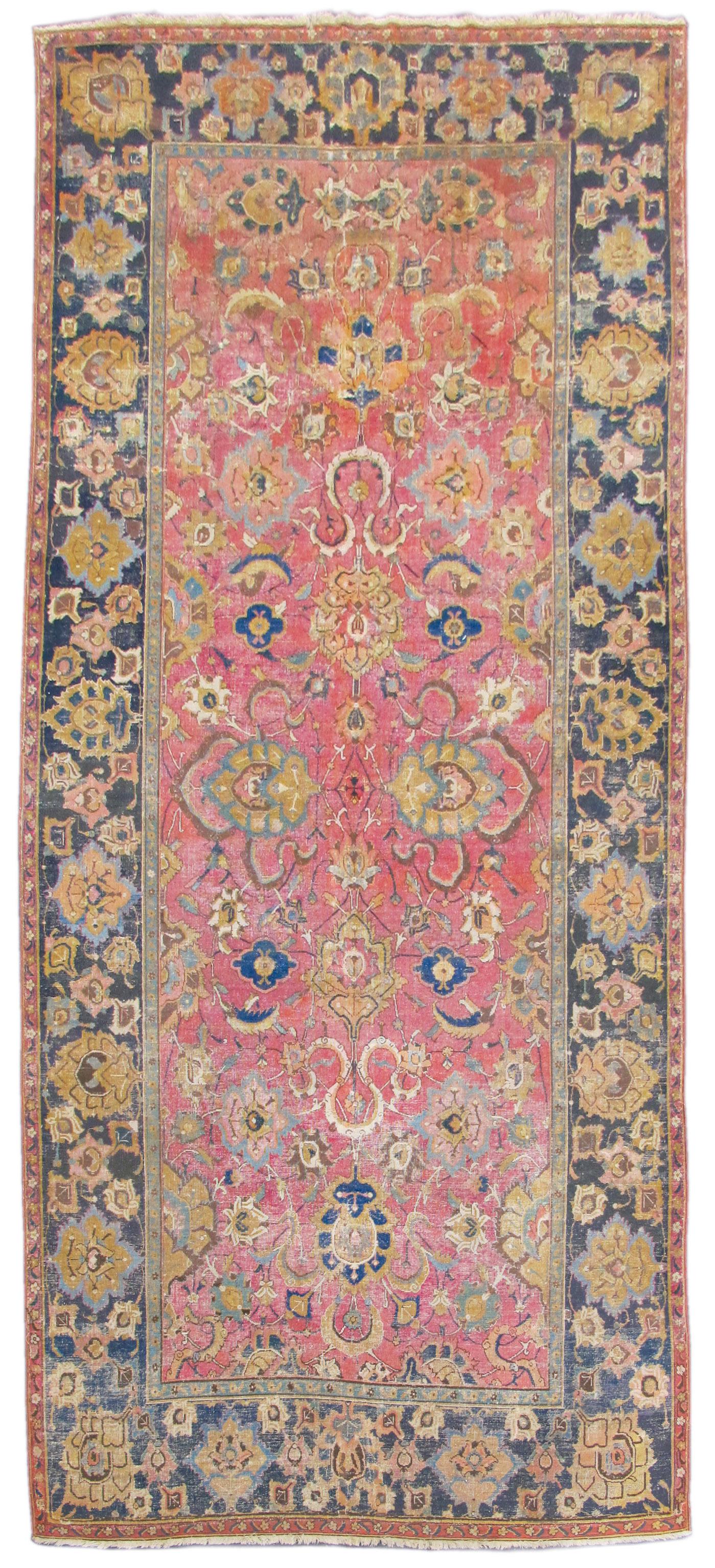 Indo-Isfahan rug