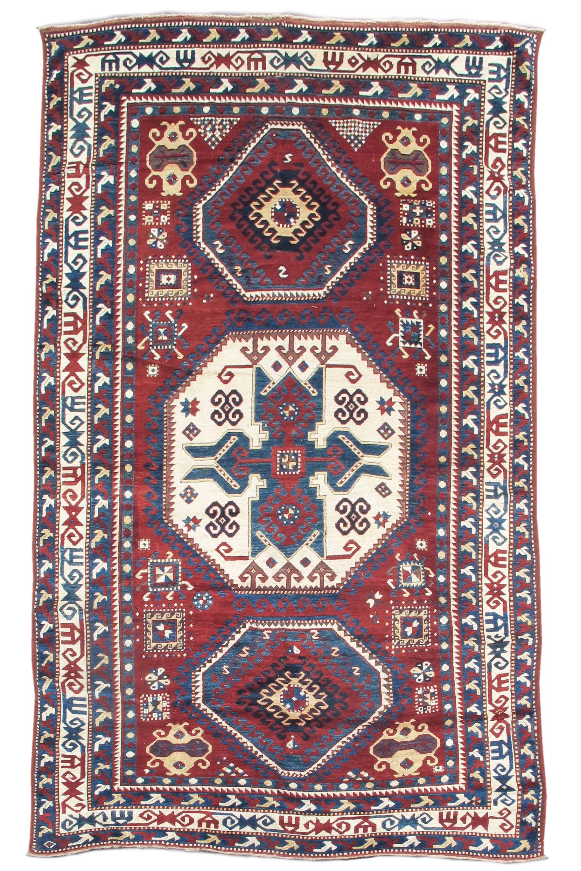 Lori Pambak Kazak rug