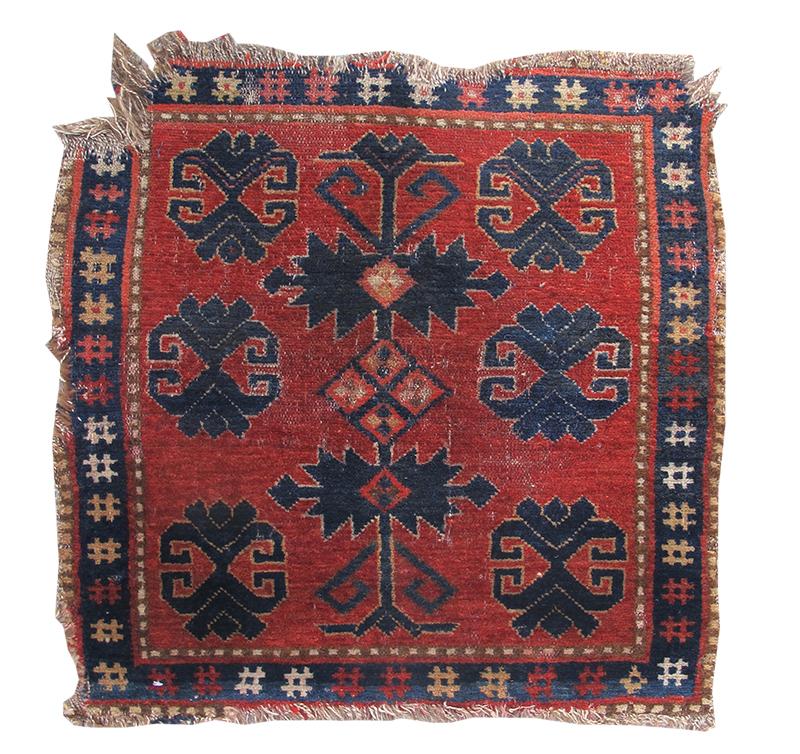 Kyrgyz bagface