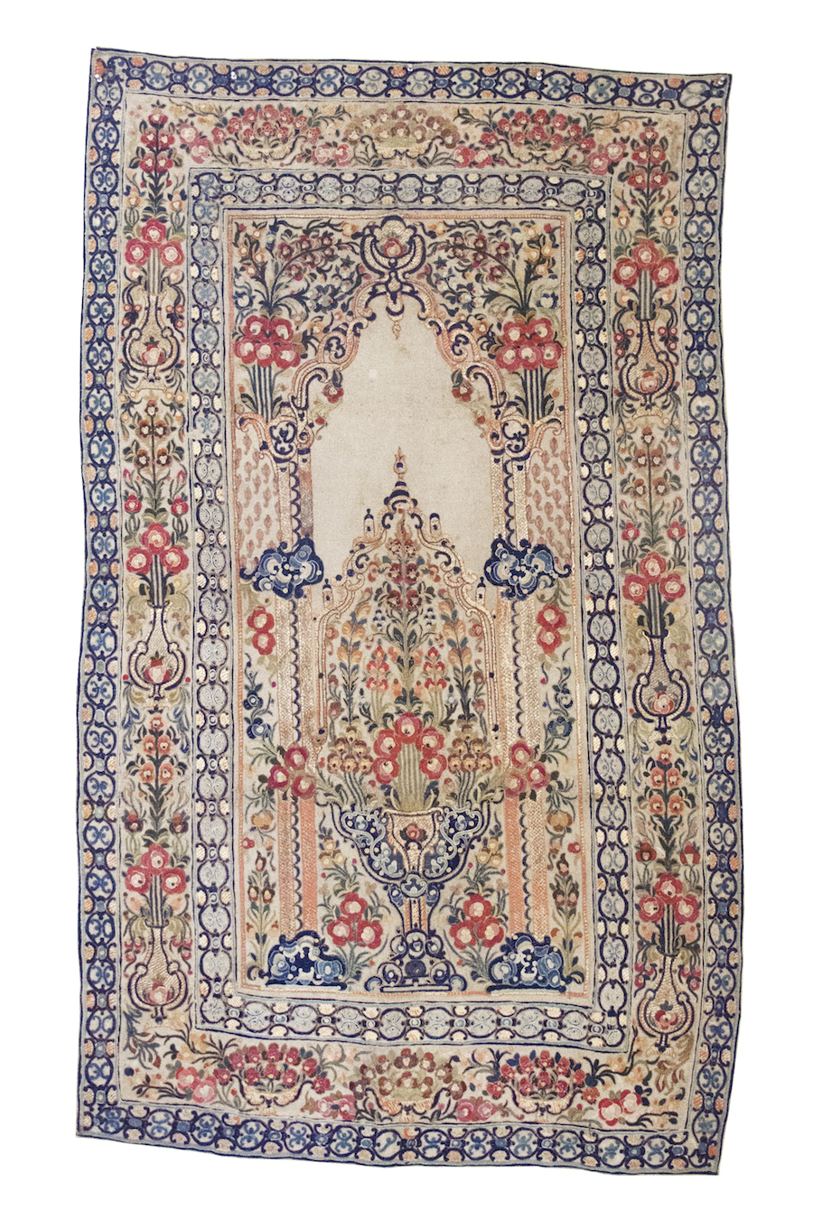 Ottoman  Applique  and Embroidered Textile