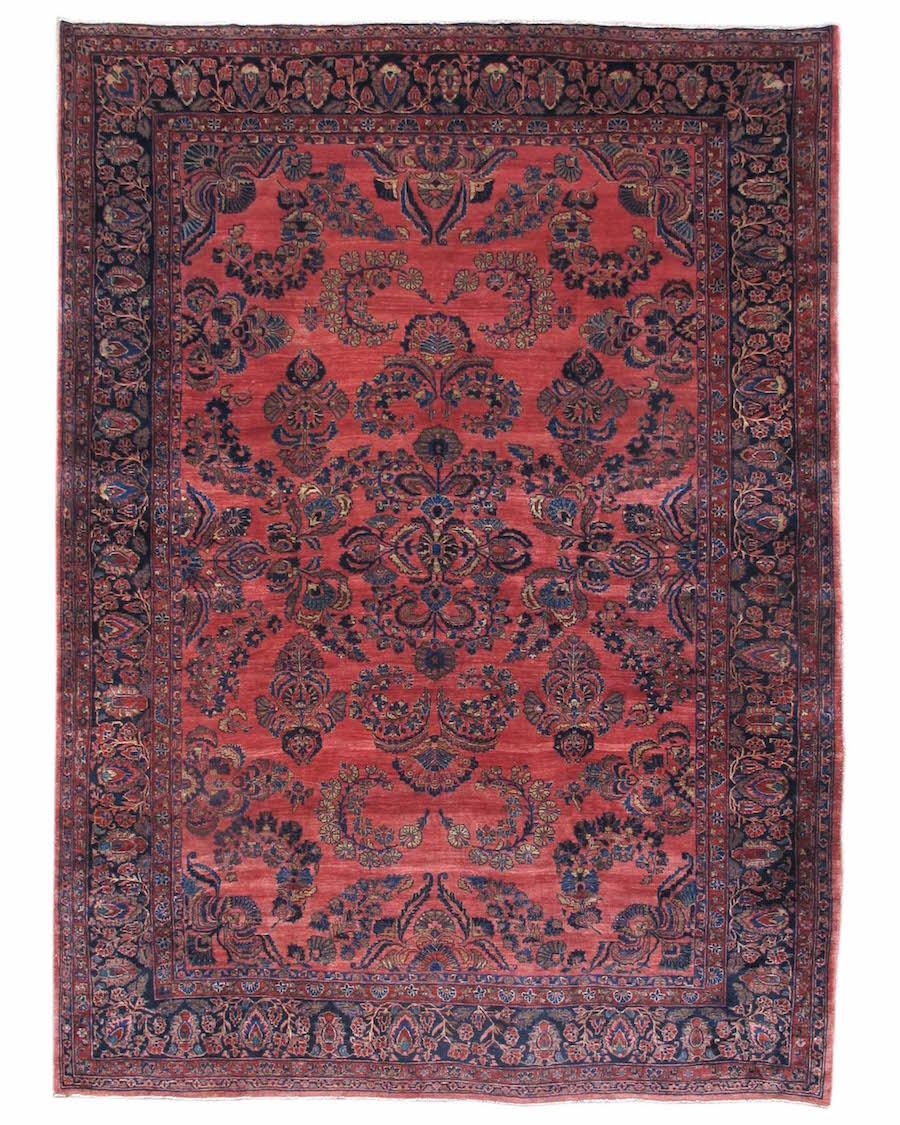 Mahajeran Sarouk Carpet