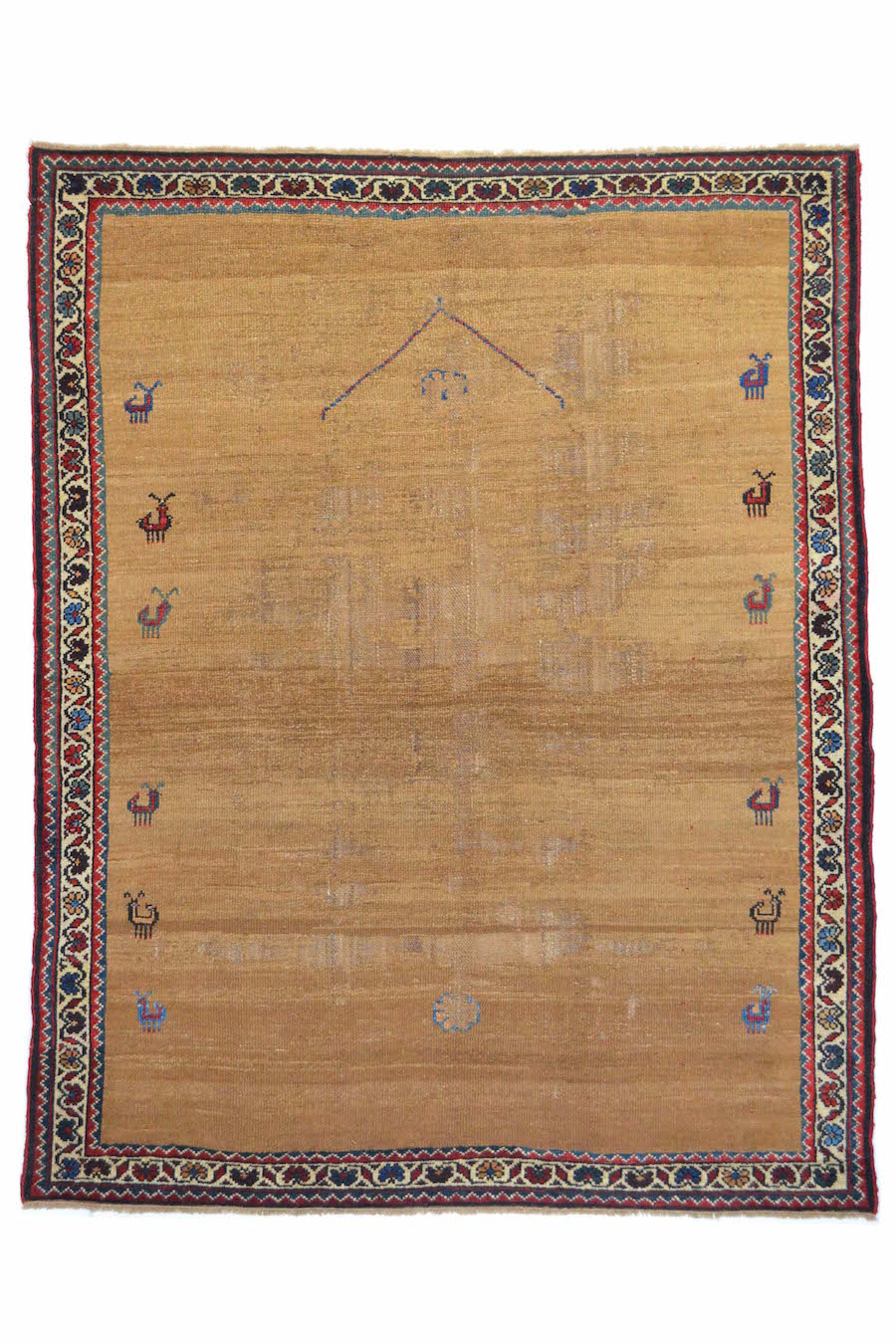 Northwest Persian prayer rug