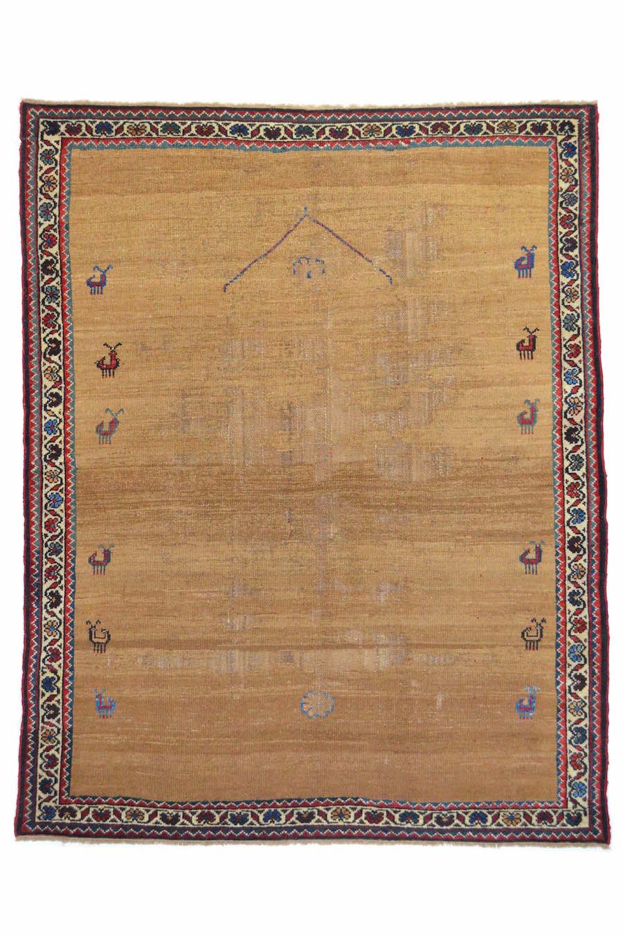 Northwest Persian prayer rug