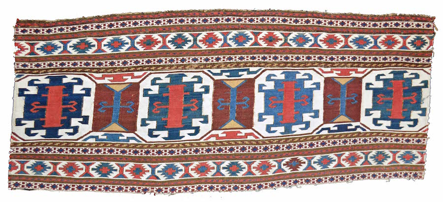 Shahsevan sumak mafrash panel