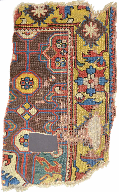 East Anatolian rug fragment
